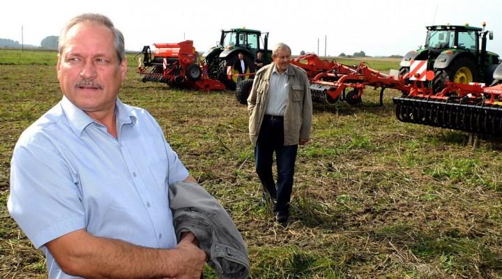 Ūkininkų sąjungos Šilutės skyriaus pirmininko Kęstučio Andrijausko manymu, tai, kas darosi su žaliavos supirkimo kainomis, yra žiauru.