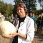 Valė Jaškienė rado beveik 3 kg sveriantį kukurdvelkį.