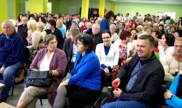 Neeiliniame rinkiminiame Šilutės socialdemokratų partijos susirinkime dalyvavo 204 šios partijos nariai.