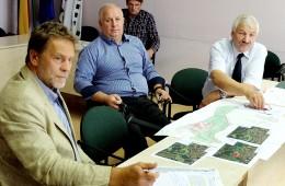 Už Šilutės miesto stadiono ir jo prieigų viešosios infrastruktūros rekonstrukciją atsakingi darbo grupės nariai išklausė naujausią informaciją, pasikeitė nuomonėmis, tačiau galutinių pasiūlymų dar nepateikė.
