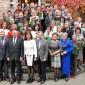 Minint Vietos savivaldos dieną gausiam būriui nusipelniusių bendruomenei žmonių įteiktos Šilutės r. savivadlybės mero Vytauto Laurinaičio ir Administracijos direktoriaus Sigito Šepučio padėkos.