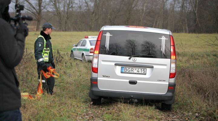 Nužudytos dvidešimtmetės studentės kūnas trečiadienį buvo rastas Macikuose, netoli kapinių.