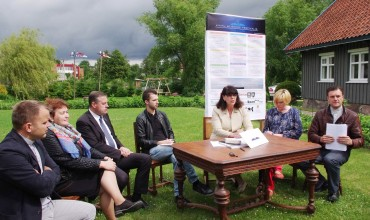 Spaudos konferencijoje kalbėta ir apie tolimesnes festivalio perspektyvas.