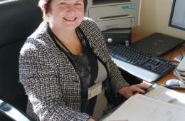 Du dešimtmečius Vilkyškių seniūnijoje raštvede dirbanti Elena Smulkienė darbo keisti nenorėtų.