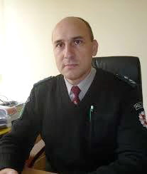 Pagėgių policijos komisariato  viršininkas Artūras Mikalauskas