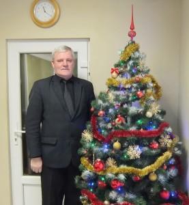 M. Ramanauskas linki visiems Pagėgių krašto žmonėms gražių artėjančių švenčių.