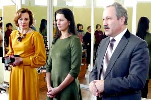 Šilutės rajono meras Vytautas Laurinaitis pasidžiaugė, kad puoselėdami sveiką gyvenseną senjorai yra puikus pavyzdys jaunimui.