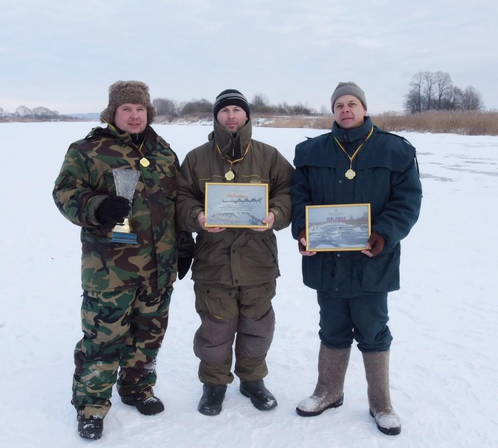 Nugalėjo Pagėgių rinktinės Bardinų užkardos komanda.