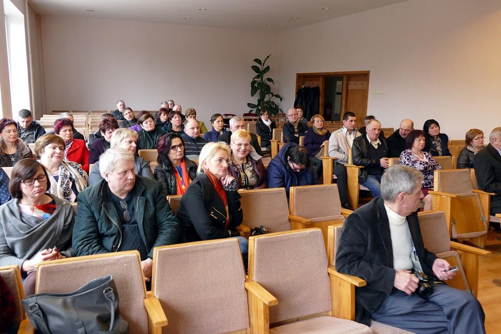 Susitikime dalyvavę ūkininkai buvo kviečiami aktyviau kovoti už geresnes sąlygas ūkininkauti ir išlikti.