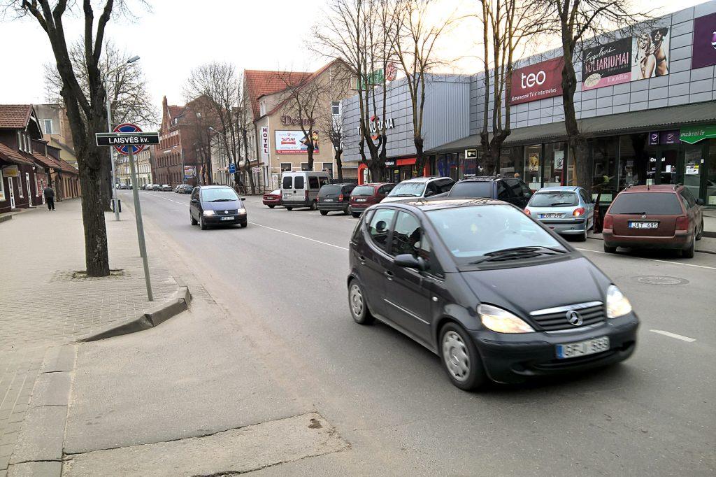 Bus sutvarkytos Lietuvininkų ir Tilžės gatvės bei jų apylinkės.