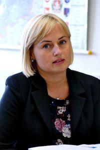 VšĮ Šilutės ligoninės teisininkė Diana Andrijauskienė komisijos nariams pasakojo apie šioje įstaigoje vykdomą korupcijos mažinimo priemonių planą ir sakė, kad paskutiniai įvykiai paskatins rimčiau žiūrėti į galimas korupcijos apraiškas.