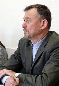 Savivaldybės tarybos ir antikorupcijos komisijos narys Vladas Kainovaitis atsidūrė dviprasmiškoje padėtyje.