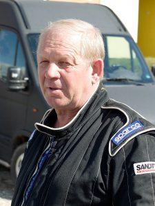 """Automobilių sporto klubo """"Vilkyčiai"""" vadovas Kazimieras Gudžiūnas namie vykstančiame Europos čempionato etape nedalyvaus – jam teks rūpintis lenktynių organizavimu."""