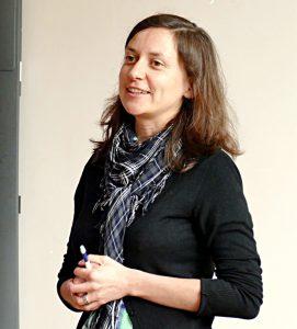 Klaipėdos universiteto Jūros mokslų ir technologijų centro lektorė, daktarė Diana Vaičiūtė