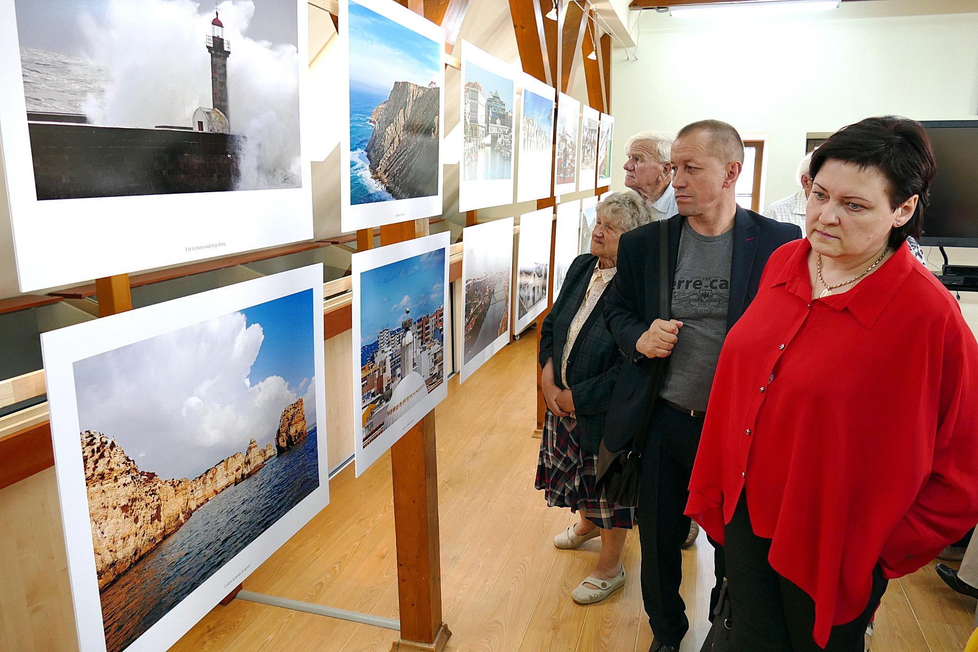 V. Harvey fotografijose užfiksuoti Portugalijos vaizdai.