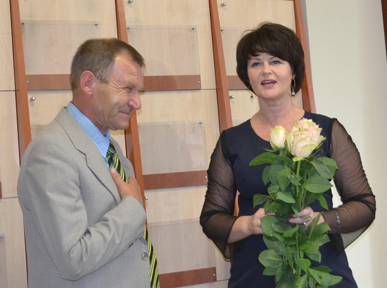 Sveikina Socialinių paslaugų centro direktorė Rasa Jakienė.