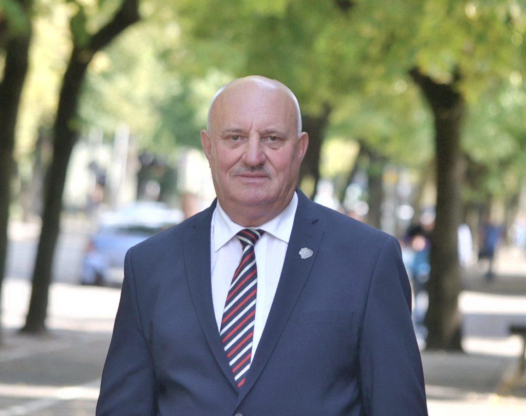 Šilutės r. savivaldybės administracijos direktorius Sigitas Šeputis.