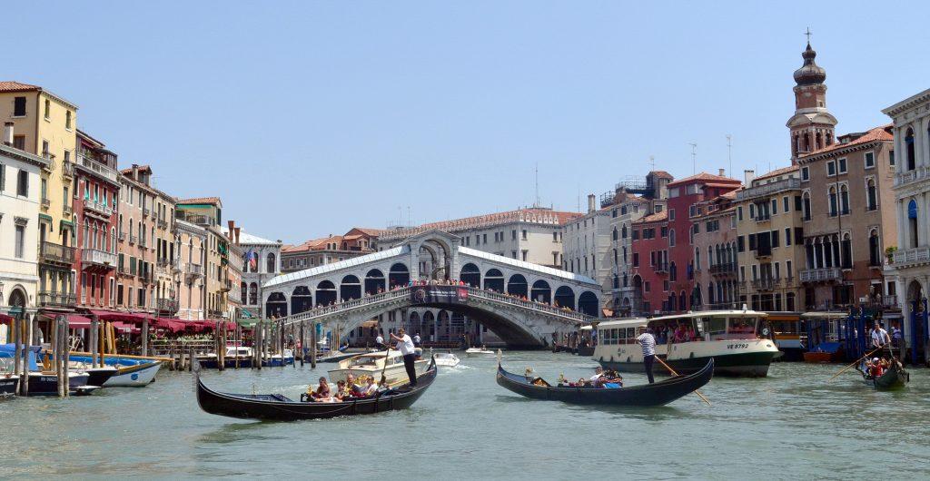 Venecija. Petro Skutulo nuotr.