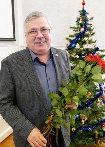 Naujasis Šilutės rajono savivaldybės mero pavaduotojas socialdemokratas Algis Bekeris pareigas pradės eiti 2017 metais.