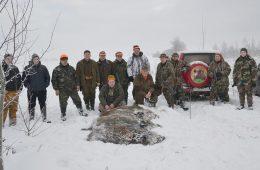 Ne kiekvienoje medžioklėje taip pasiseka.